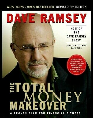 The Total Money Makeover by Dave Ramsey 3rd Edition ⚡P.D.F⚡Fast Delivery