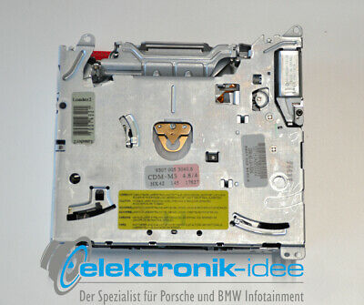 Original CD Drive for BMW K1200LT CD Radio 2000 ECE CDM M3 4.8 +++NEW+++