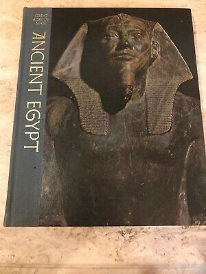 Ancient Egypt Time Life Great Ages of Man Series Hardcover Illustrated