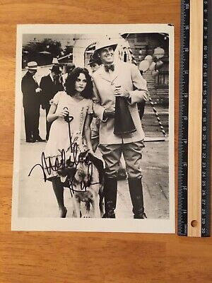 Madeline Kahn Hand Signed Autograph - A Collectors Must Have