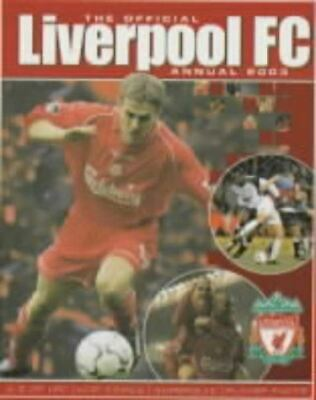 Very Good, The Official Liverpool FC Annual 2003 (Annuals), Eaton, Paul, Hardcov