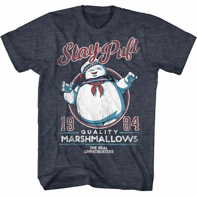 The Real Ghostbusters - Stay Puft - American Classics - Adult T-Shirt