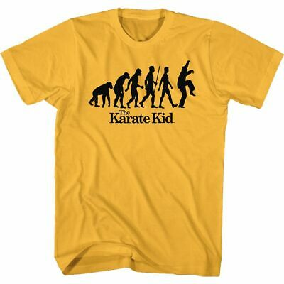 Karate Kid - Evolution - American Classics - Adult T-Shirt