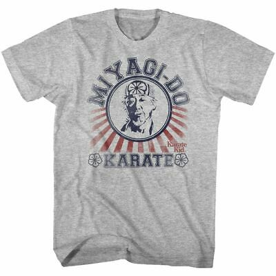 Karate Kid - Dojo - American Classics - Adult T-Shirt