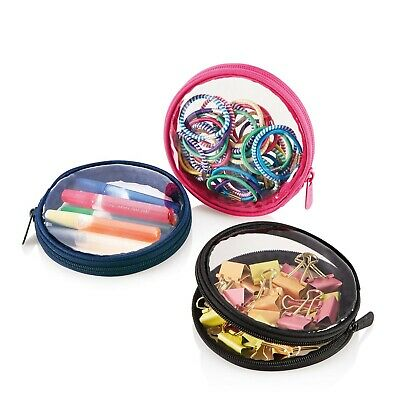 Thirty One Get Creative Round Pouch