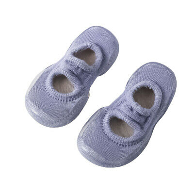 1 Pair Baby Shoes Candy Color Breathable Prewalker Shoes for Toddler Infant Baby