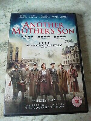 ANOTHER MOTHER'S SON (12) 2017  Wartime Drama   DVD Region 2