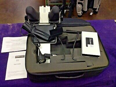 Saunders Cervical Hometrac Deluxe Neck Traction Device W/ Travel Case 100399