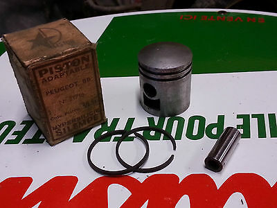 N.O.S piston complet PEUGEOT BB mobylette N.O.S