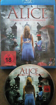 ALICE The darker Side of the Mirror Blu Ray Horror Trash Fantasy Abenteuer Uncut