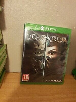 JEU - DISHONORED 2 - XBOX ONE - NEUF - FR -  Sous blister