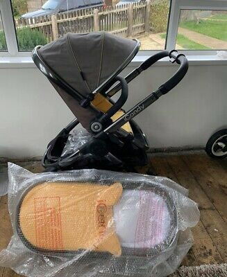 Icandy Peach Honeycomb Travel System New Carrycot