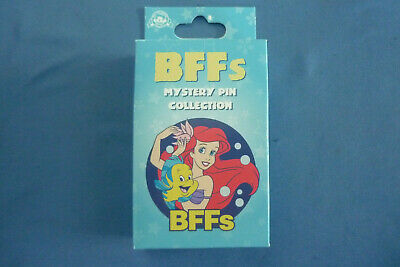 BFFs  2017  MYSTERY BOX with 2  Disney Pins Pin  NEW in box Cute Characters