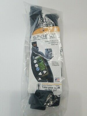 SPIbelt  Diabetic Belt, No-Bounce Discreet T1D  Belt, Hole for Insulin Pump