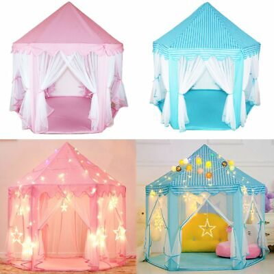 PRINCESS CASTLE PLAY Tent for Girls Playhouse Indoor Outdoor