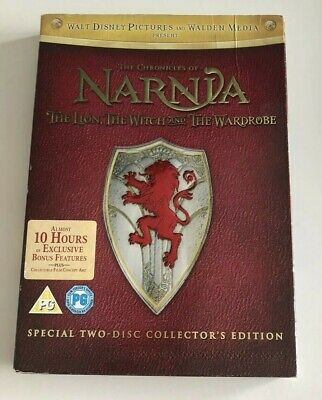 The Chronicles Of Narnia - The Lion, The Witch And The Wardrobe (DVD, 2006,...