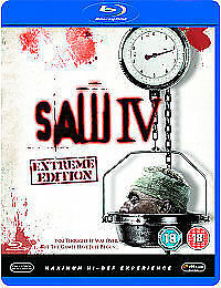 Saw Iv (Extreme Edition Blu Ray)