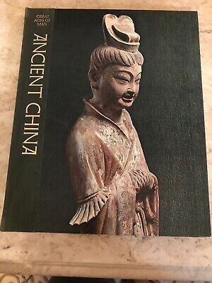Vintage Time LIfe Books Great Ages of Man ANCIENT CHINA Hardcover BOOK