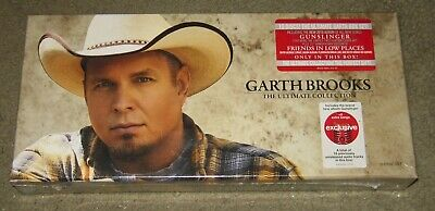 Garth Brooks - The Ultimate Collection CD Box Set (2016 10 Discs, Pearl Records)