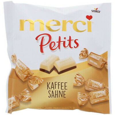 Storck Merci Petits Coffee & Cream 125g.