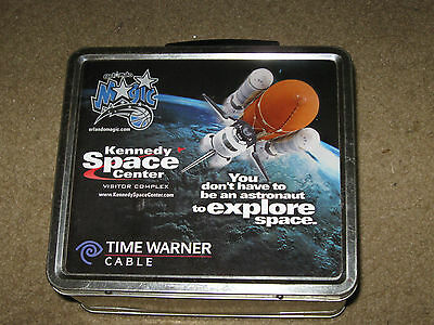 Kennedy Space Center, Space Shuttle, Orlando Magic, Time Warner Cable Lunch Box