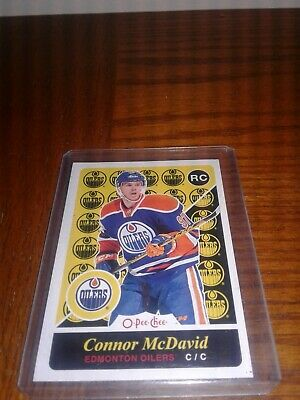 2015-16 O-Pee-Chee Opc Update Rookie Retro Connor Mcdavid #U11 Rc