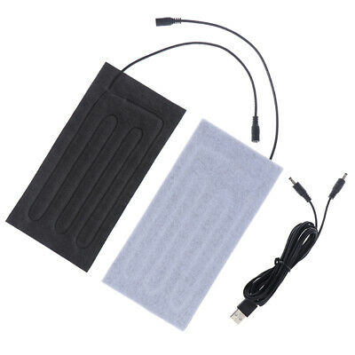 Protable USB Heating Heater Winter Warm Plate For Shoes Golves Mouse Pa*