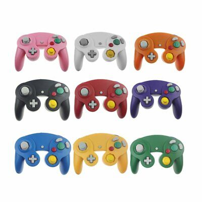 WIRED CLASSIC CONTROLLER JOYPAD GAMEPAD FOR NINTENDO GAMECUBE GC Jg