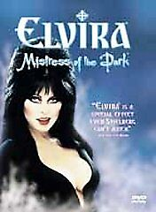 Elvira, Mistress of the Dark (DVD, 2001) Anchor Bay