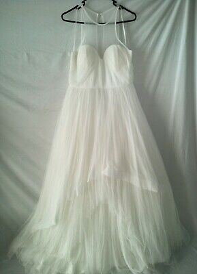Bariano Wedding Formal Debutante Gown Dress Size 14
