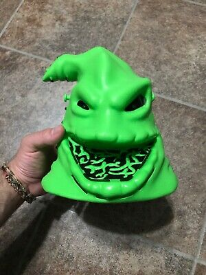 Disney Oogie Boogie Nightmare Before Christmas Light Up Popcorn Bucket