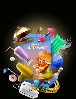 Dubai Entertainer 2019 Fine Dining Casual Dining ANY 2 FOR 1 VOUCHER ONLY £1.99