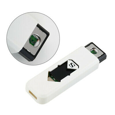 Touch Sensitive USB Electric Cigarette Lighter Rechargeable Flameless Windproof