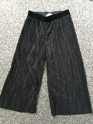 H&M Girls Trousers Size 4-5 Years Great Condition Bargain #