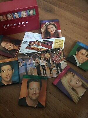 Friends - The Complete Series - 30 DVD's