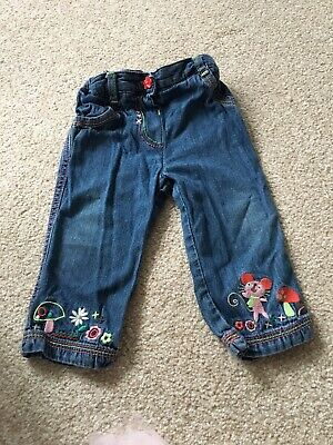 Baby Girl 9-12 Month Jeans