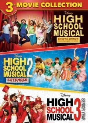 High School Musical 1-3 DVD Box Set