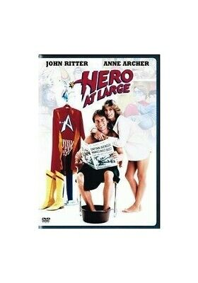 Hero at Large [DVD] [Region 1] [US Import] [NTSC] - DVD  CIVG The Cheap Fast