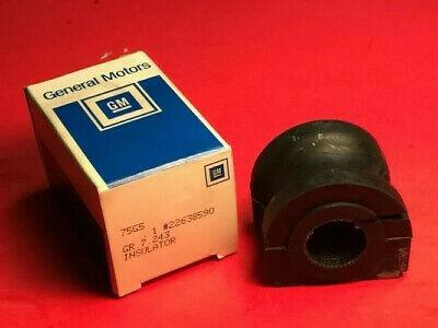 NOS OEM GM 22638590 Stabilizer Sway Bar-Front-Stabilizer Sway Bar Bushing