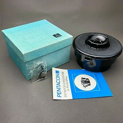 Pentacon development box for 35mm films, DDR production MINT