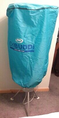 Jml Dri Buddy Electric Clothes Dryer Free Standing Cover used packable storage
