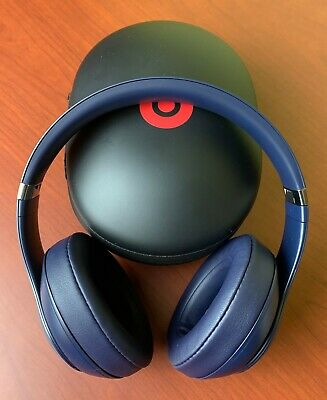 Beats by Dr. Dre Studio3 Studio 3 Wireless Noise Canceling Headphones - Blue