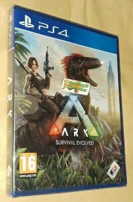 ARK Survival Evolved Playstation 4 PS4 NEW SEALED UK Release Free UK p&p