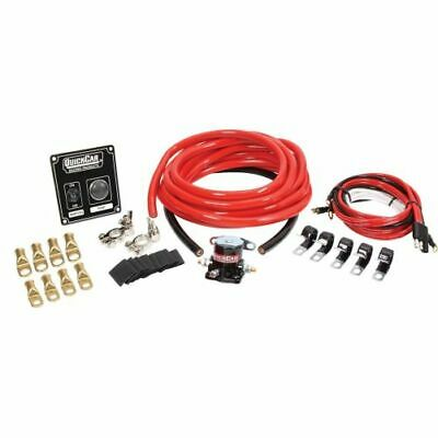 Quickcar Racing Products 50-834 Ignition/Battery Wiring Harness Kit 2 Gauge