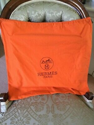 Extra Large Orange Dust Bag / Sleeper Bag