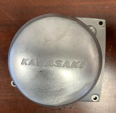 Kawasaki H1 Left Hand Engine Alternator Stator Cover  14031-030