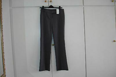 Girls School Uniform Trousers From Debenhams Age 14 Brand New With Tags Gray