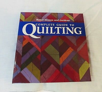 Better Homes and Garden COMPLETE Guide to Quilting