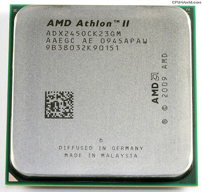 AMD Athlon II X2 245 , AM2+AM3,FSB 2000 , 2,9GHZ, 2MB L2, 65 Tdp , ADX245OCK23GM