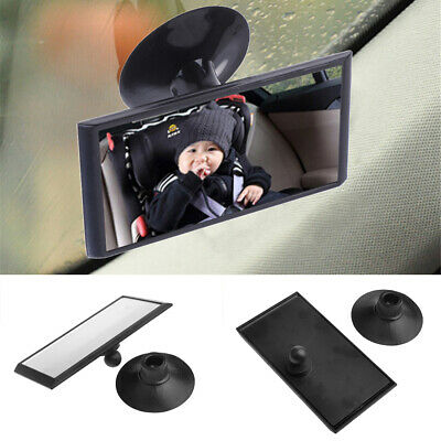 Baby Car Mirror Back Seat Suction Cup Rear View Mirrors Windshield Freeshipping